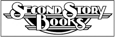 Second Story Books website