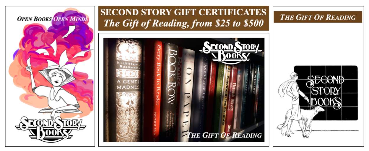 Second Story Gift Certificates