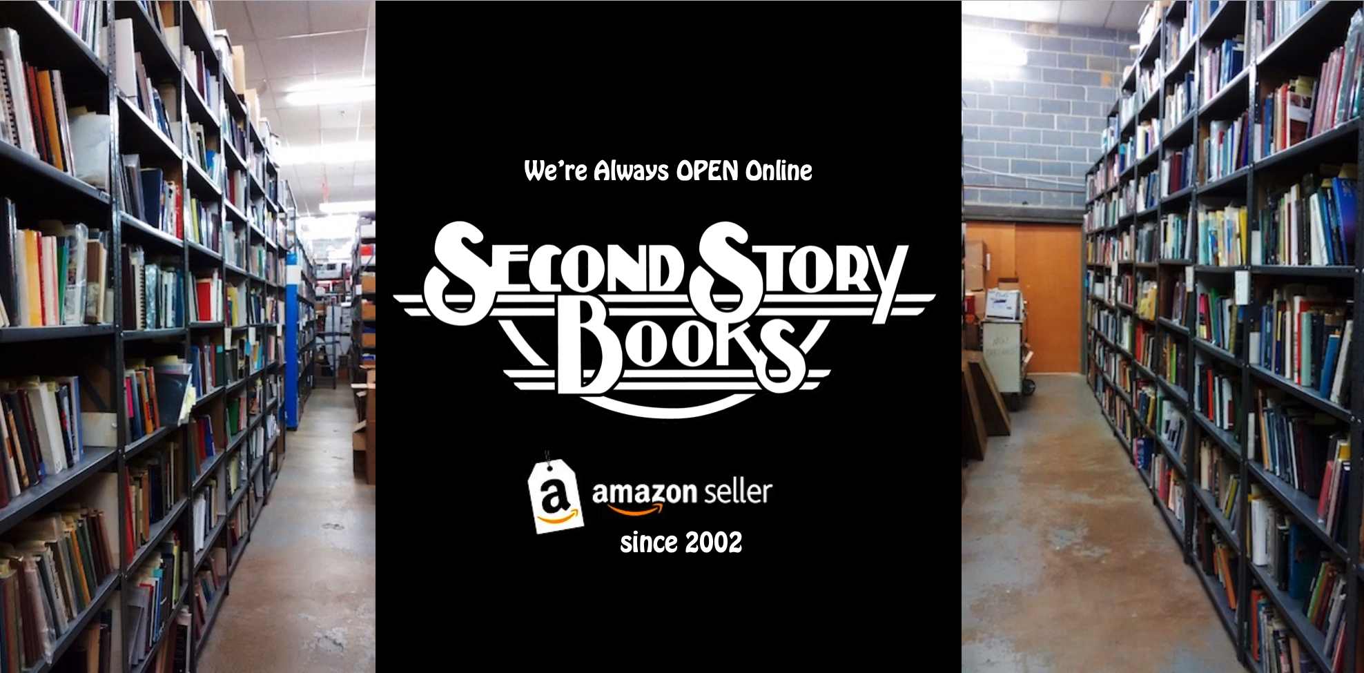 Second Story's Amazon Store