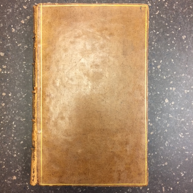 THE ANNUAL REGISTER, OR A VIEW OF THE HISTORY, POLITICS, AND LITERATURE, FOR THE YEAR 1789
