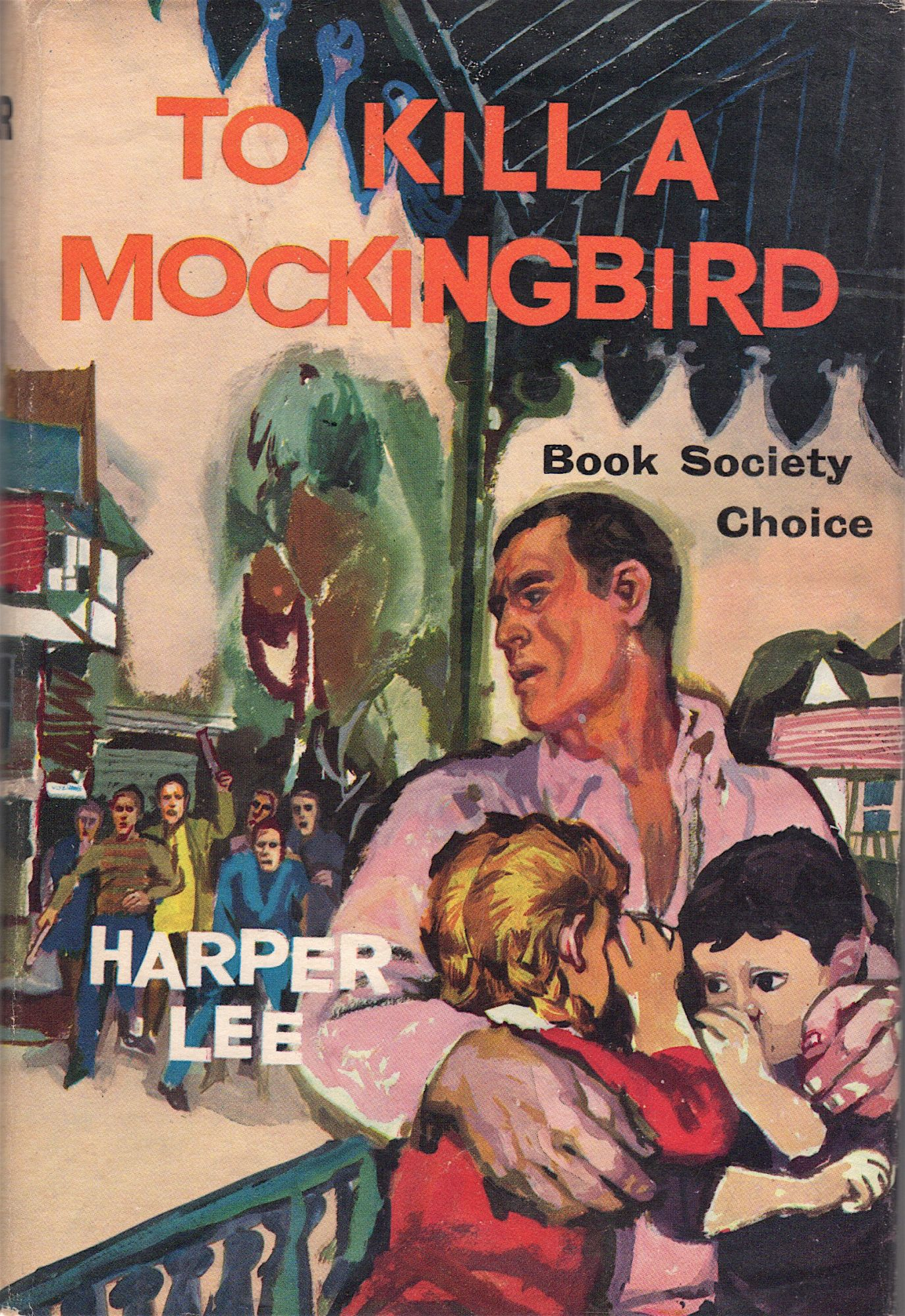 TO KILL A MOCKINGBIRD [WITH SIGNED CARD]. Harper Lee.