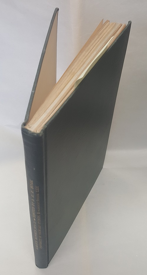 Karanis: The Temples, Coin Hoards, Botanical and Zoological Reports, Seasons 1924-31 [one volume]. Arthur E. R. Boak.
