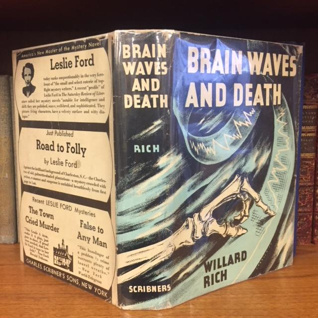 BRAIN WAVES AND DEATH. Willard Rich.