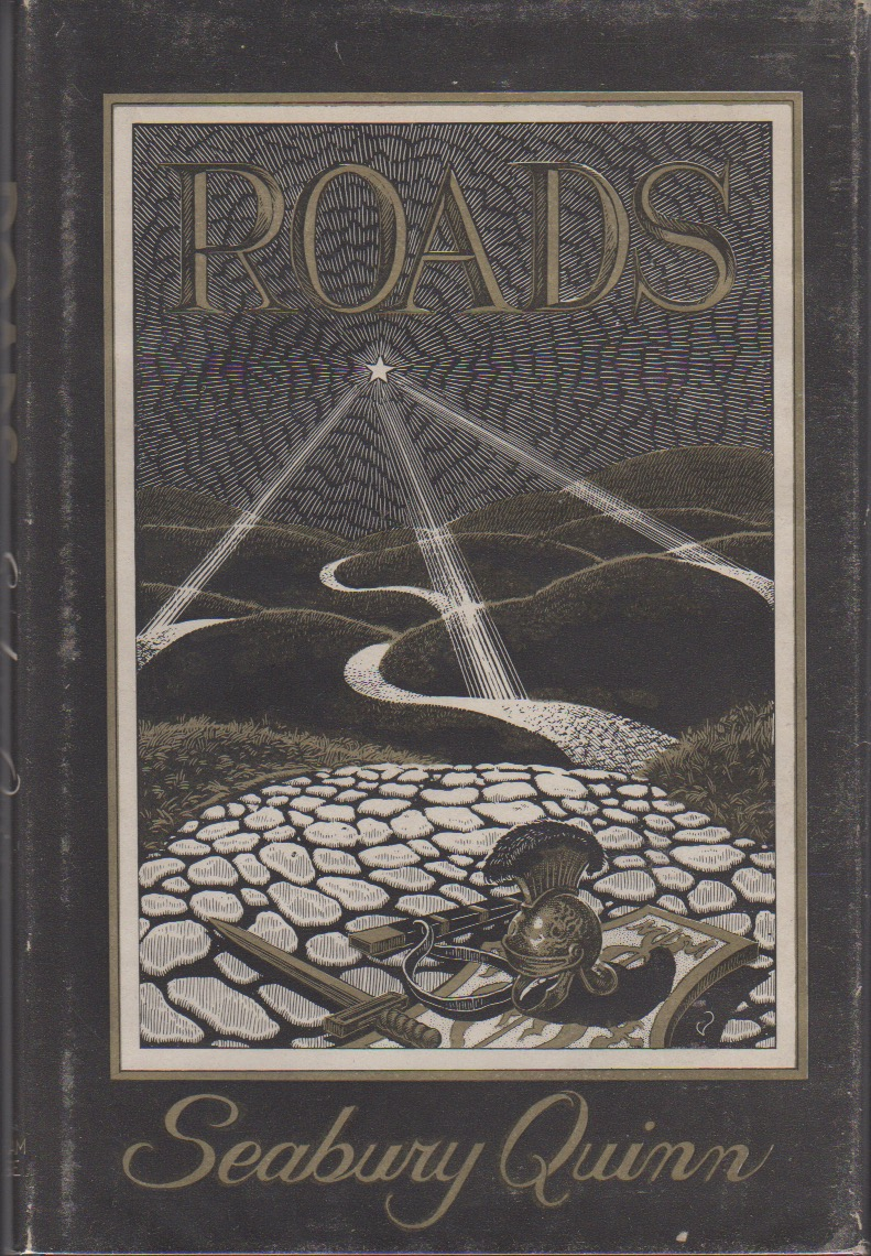 ROADS [SIGNED BY VIRGIL FINLAY]. With, Virgil Finlay.