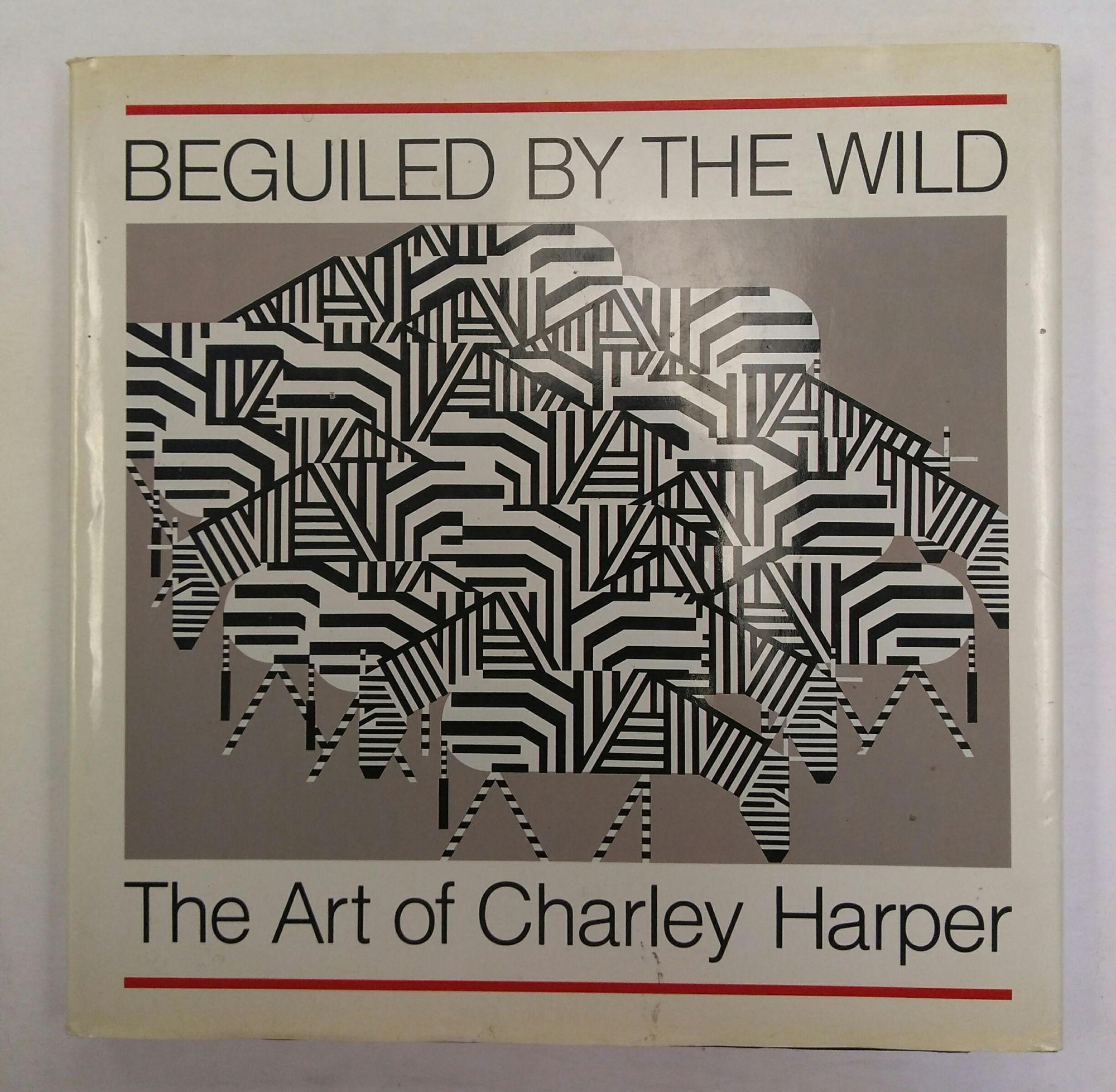 BEGUILED BY THE WILD: THE ART OF CHARLEY HARPER [INSCRIBED]. Charley Harper.