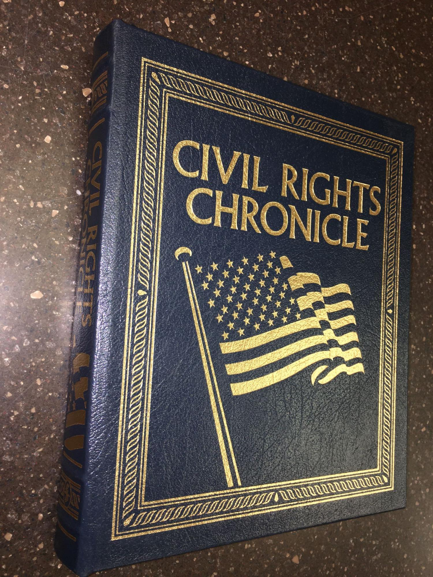 CIVIL RIGHTS CHRONICLE - THE AFRICAN-AMERICAN STRUGGLE FOR FREEDOM. Clayborne Carson.