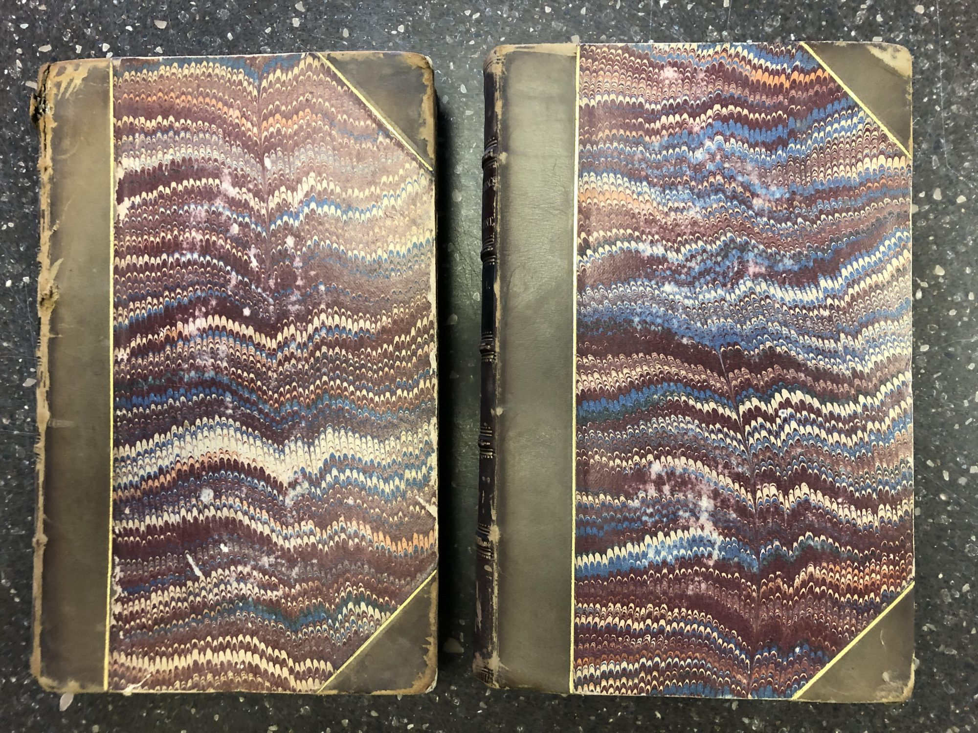 CORRESPONDENCE OF LEIGH HUNT [TWO VOLUMES]. Leigh Hunt.