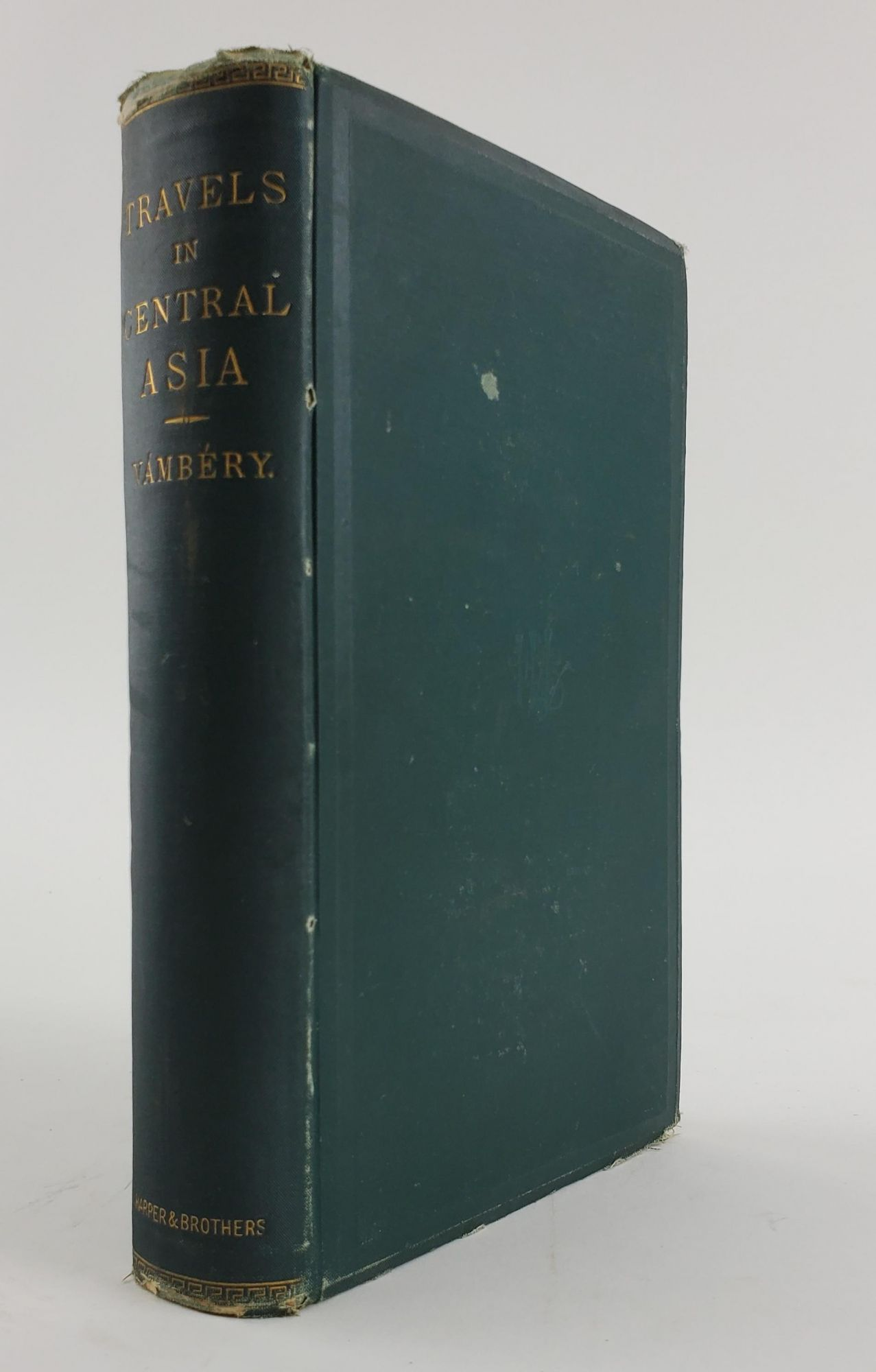 Travels in Central Asia: Being an Account of a Journey from Teheran across the Turkoman Desert of the Eastern Shore of the Caspian to Khiva, Bokhara, and Samarcand. Arminius Vambery.