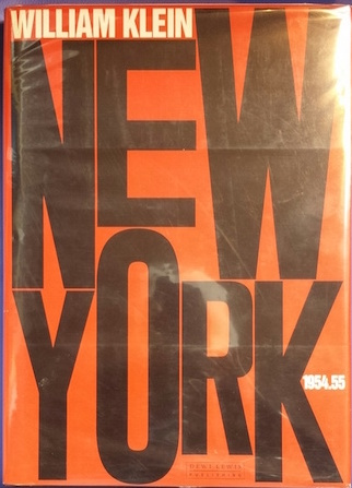 NEW YORK 1954.1955 [SIGNED]
