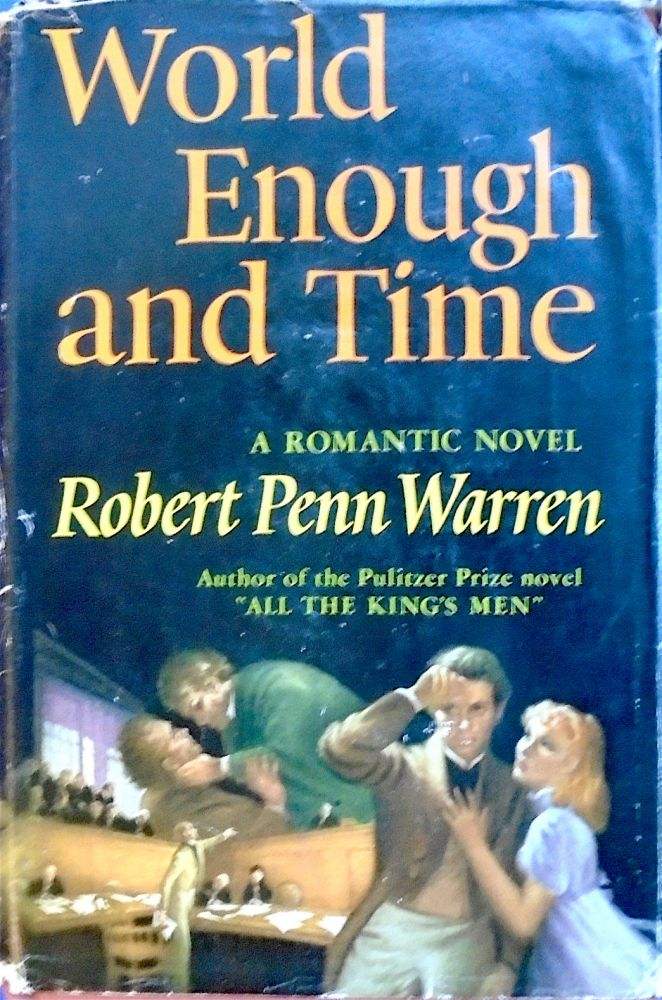WORLD ENOUGH AND TIME [SIGNED]