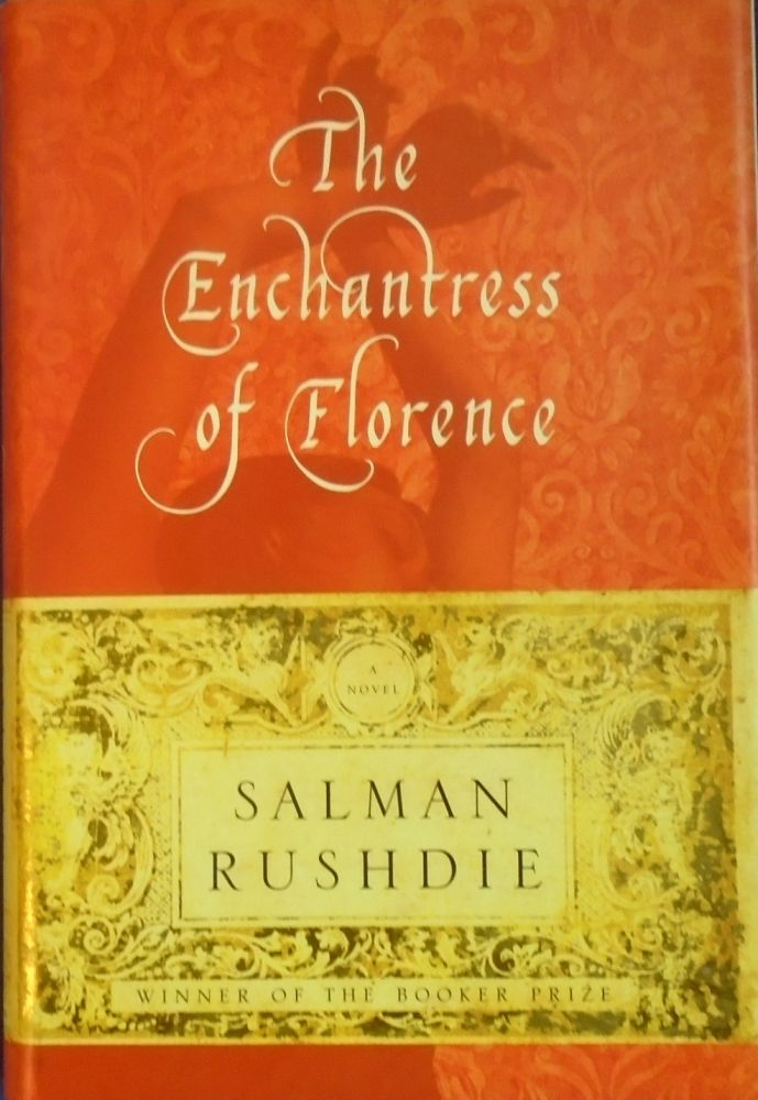 THE ENCHANTRESS OF FLORENCE (signed)