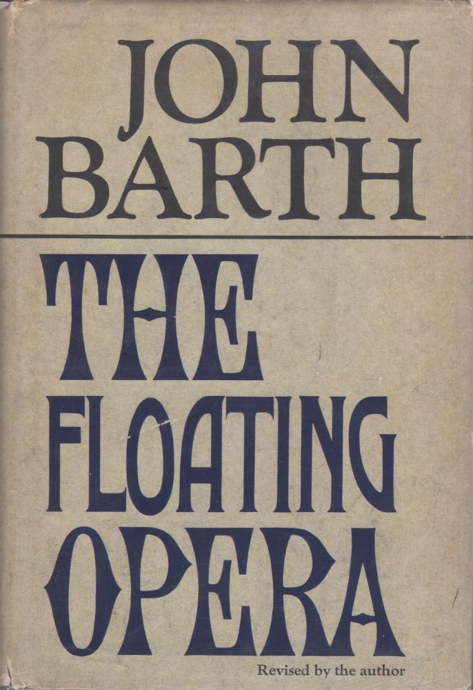 THE FLOATING OPERA [signed]