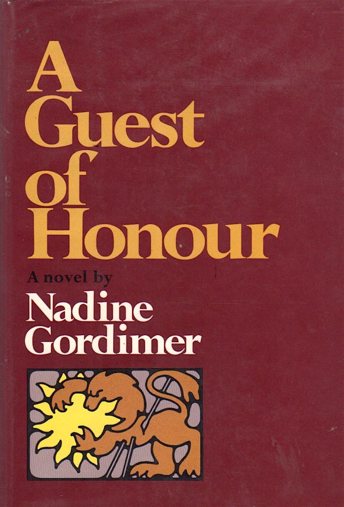A GUEST OF HONOUR [SIGNED]
