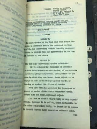 LIST OF MEMORANDA ON PROBLEMS PERTAINING TO RUSSIAN-AMERICAN RELATIONS COMPLETED IN DIVISION OF EASTERN EUROPEAN AFFAIRS UNDER GENERAL DIRECTION OF R. F. KELLEY BETWEEN OCTOBER 20, 1933 AND NOVEMBER 16, 1933 [TYPESCRIPT COPIES OF STATE DEPARTMENT MEM