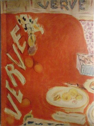 VERVE. THE FRENCH REVIEW OF ART. VOLUME ONE NUMBER THREE (October-December