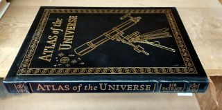 Atlas of The Universe. Sir Patrick Moore