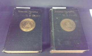 Personal Memoirs of U. S. Grant: Vol. I and Vol. II (Two Volume Set)