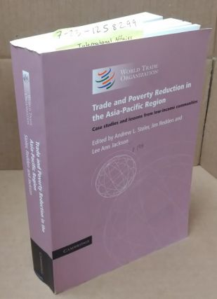 Trade and Poverty Reduction in the Asia-Pacific Region, Case Studies and Lessons from Low-Income...