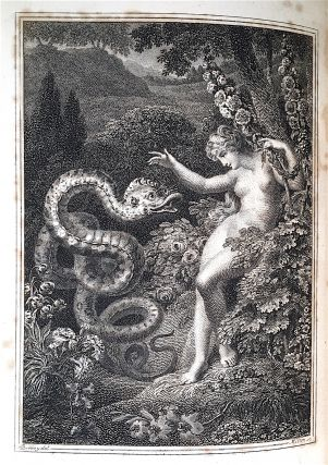 MILTON'S PARADISE LOST, WITH THE LIFE OF THE AUTHOR TO WHICH IS PREFIXED THE CELEBRATED CRITIQUE BY SAM JOHNSON