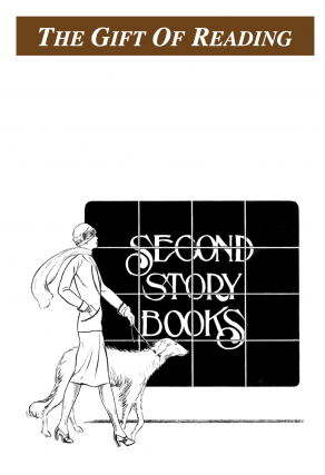 SECOND STORY BOOKS : $50 GIFT CERTIFICATE