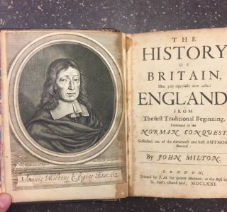 THE HISTORY OF BRITAIN, THAT PART ESPECIALLY NOW CALLED ENGLAND. FROM THE FIRST TRADITIONAL...