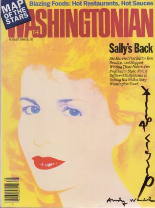 THE WASHINGTONIAN (AUGUST 1986) [SIGNED]