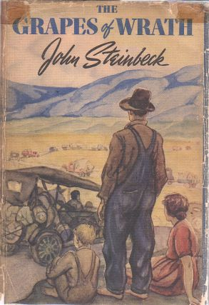THE GRAPES OF WRATH [Signed]