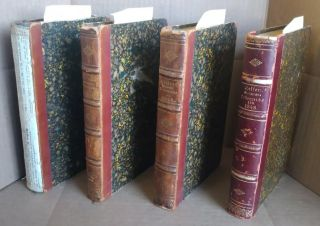 Revolution and Reaction in Spatjahre 1848, [Volumes 1, 2, 3 and 4.2]