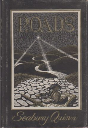 ROADS [SIGNED BY VIRGIL FINLAY]. With, Virgil Finlay