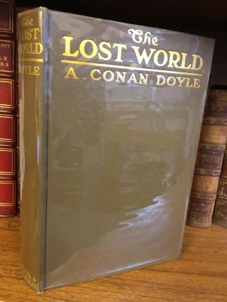 THE LOST WORLD. Arthur Conan Doyle