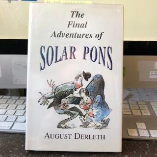 The Final Adventures of Solar Pons. Edited and, Peter Ruber