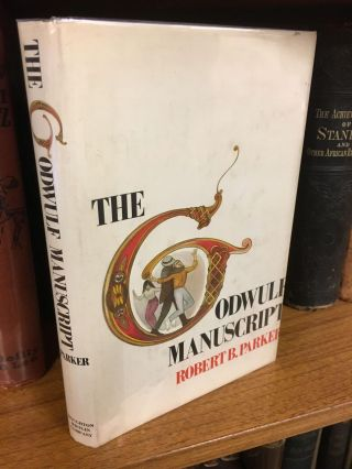 THE GODWULF MANUSCRIPT [SIGNED]. Robert B. Parker