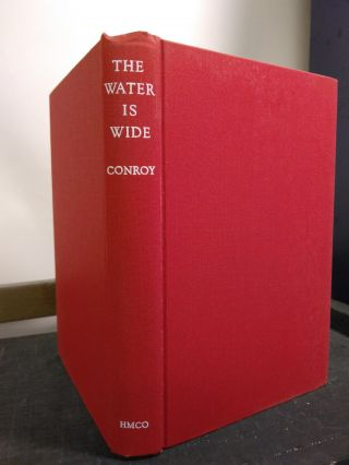 THE WATER IS WIDE [INSCRIBED]
