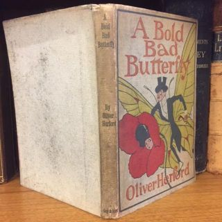 A BOLD BAD BUTTERFLY & OTHER FABLES AND VERSES