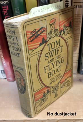 Tom Swift and His Flying Boat, Or The Castaways if the Giant Iceberg (Illustrated). Victor Appleton