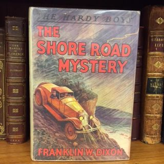 HARDY BOYS: THE SHORE ROAD MYSTERY. Franklin W. Dixon, Leslie McFarlane