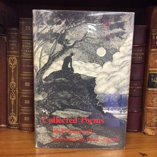 COLLECTED POEMS. H. P. Lovecraft, Frank Utpatel