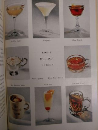 THE AMERICAN DRINK BOOK [SIGNED]