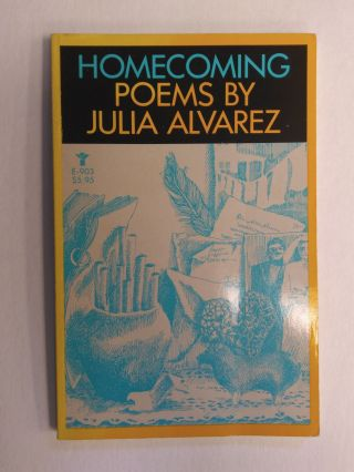 HOMECOMING [SIGNED]. Julia Alvarez