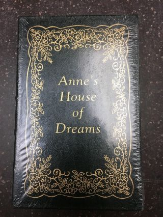 ANNE'S HOUSE OF DREAMS. L. M. Montgomery