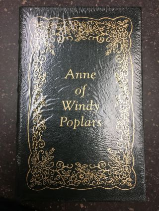 ANNE OF WINDY POPLARS. L. M. Montgomery