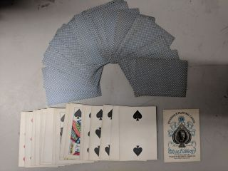 Russell's Faro Playing Card Deck