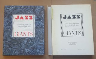 Jazz Giants: A visual retrospective [inscribed]. K. Abe