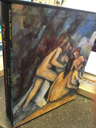 THE PAINTINGS OF PAUL CEZANNE: A CATALOGUE RAISONNE [TWO VOLUMES]. John Rewald