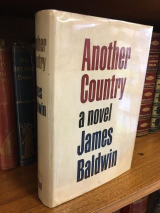 ANOTHER COUNTRY. James Baldwin