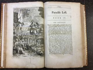 PARADISE LOST. A POEM IN TWELVE BOOKS
