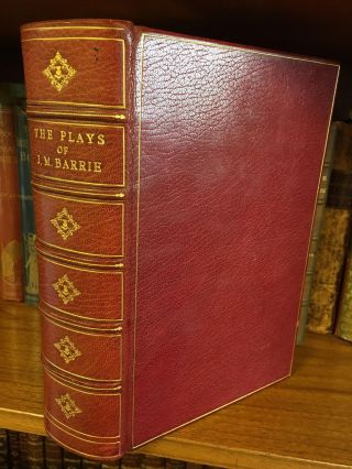 THE PLAYS OF J. M. BARRIE. J. M. Barrie, A. E. Wilson