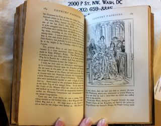 SIR ROGER DE COVERLY AND OTHER ESSAYS FROM THE SPECTATOR WITH ILLUSTRATIONS BY HM BROCK