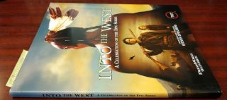 INTO THE WEST : A CELEBRATION OF THE EPIC SERIES (promo item