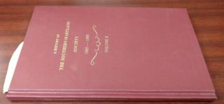 A HISTORY OF THE SOUTHERN MARYLAND SOCIETY. VOLUME II, 1965-1989. Thomas Barton Ewalt